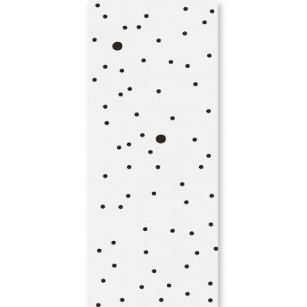 Tapeta dla dzieci Black Dots