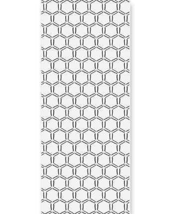 Tapeta dla dzieci Hexagons Simple