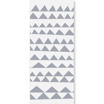 tapeta dziecięca triangles 3