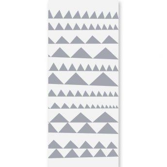tapeta dziecięca triangles 2