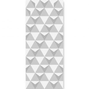 tapeta triangulars grey II