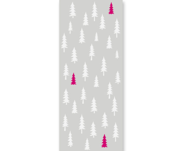 Tapeta dla dzieci pink forest