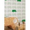 tapeta dla dzieci Green Ilomas