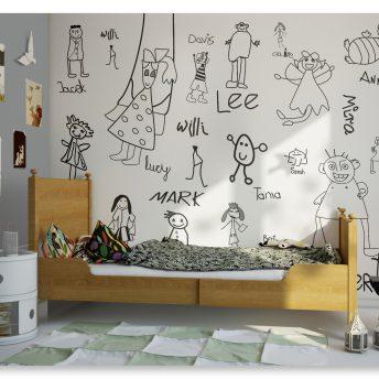 Murale do pokoju dziecka