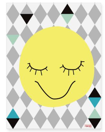 plakat dla dzieci sun