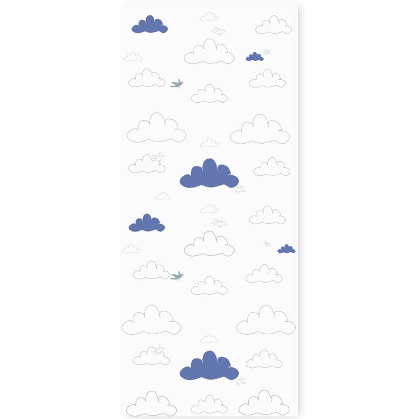 Tapeta dziecięca Clouds