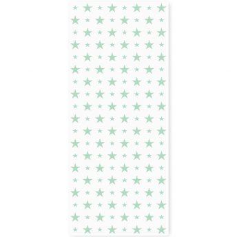 tapeta dla dzieci mint stars