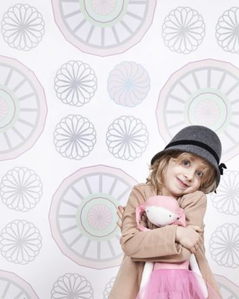 tapety dla dzieci vintage