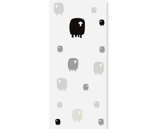 Tapeta dziecięca Black Sheep