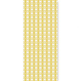 tapeta dla dzieci magic yellow