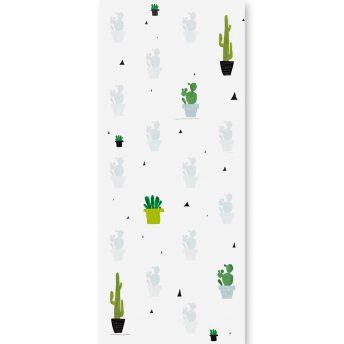 Tapeta dziecięca Cactus
