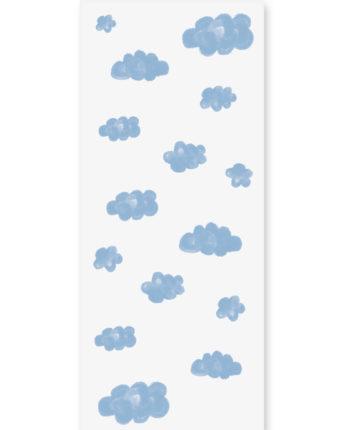 Tapeta dziecięca Clouds in Blue Tapeta dla dziecka Clouds in blue