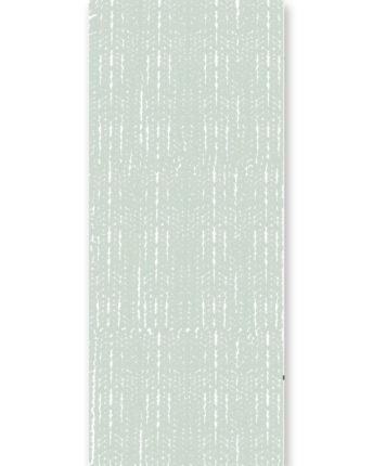 Tapeta dziecięca Green Wool to tapeta imitująca robótkę na drutach