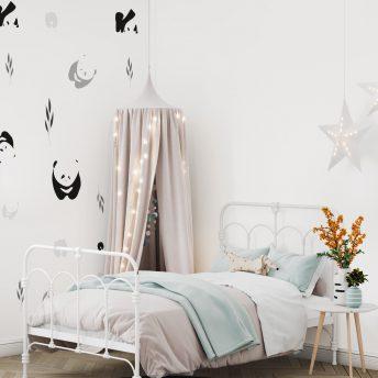 tapeta dla dzieci pandas