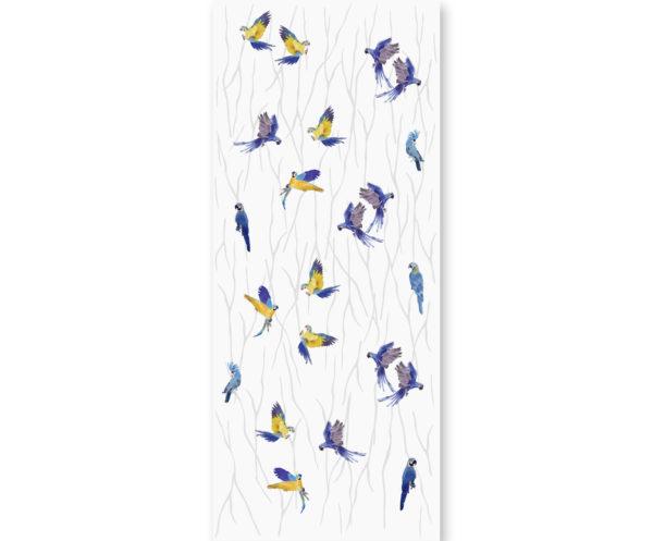 Tapeta dla dzieci Flutter of Wings